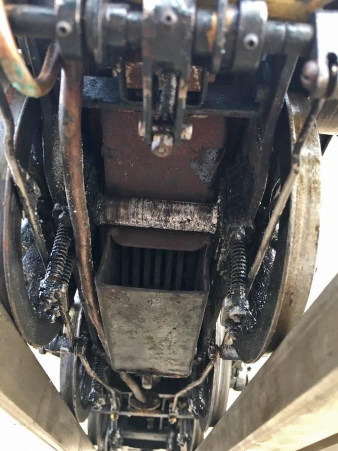 test 3 12 inch gauge LMS Black 5 Live Steam Locomotive for sale (21)