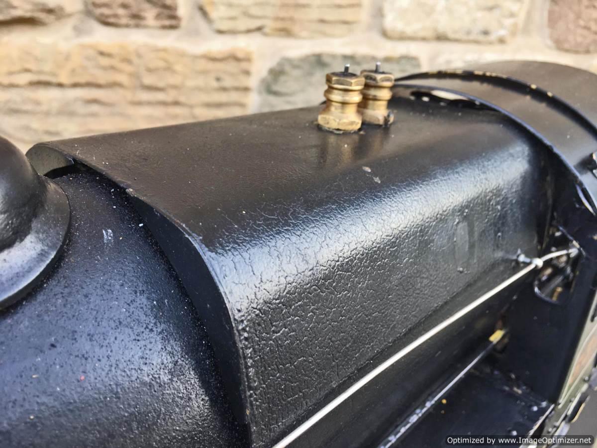 test 3 12 inch gauge LMS Black 5 Live Steam Locomotive for sale (6)
