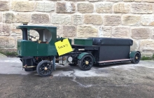 test 2″ Clayton Steam Lorry