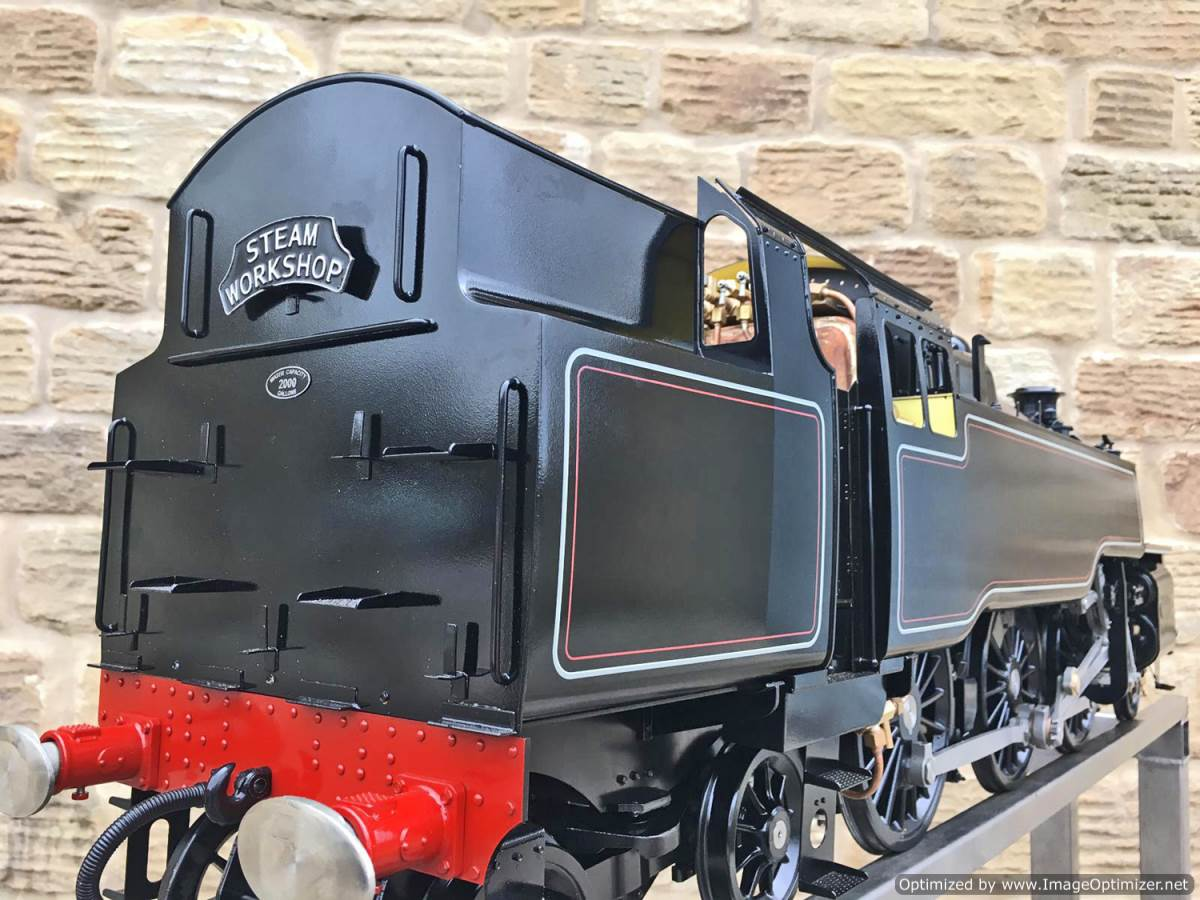test 5 inch BR Class 4 tank live steam model for sale 01 (26)