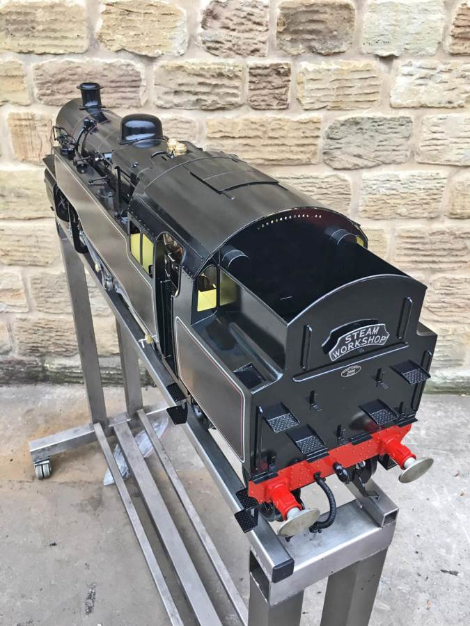 test 5 inch BR Class 4 tank live steam model for sale 01 (32)