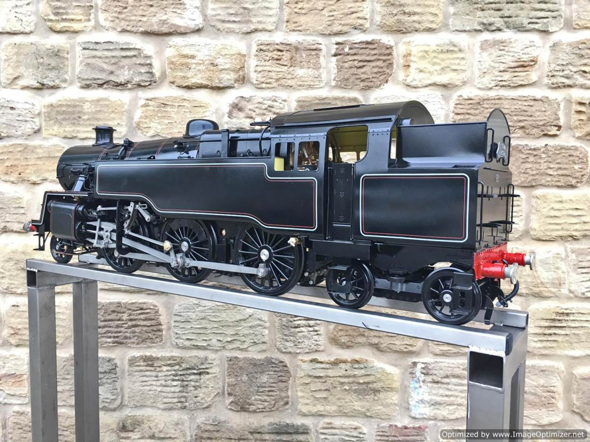 test 5 inch BR Class 4 tank live steam model for sale 01 (9)