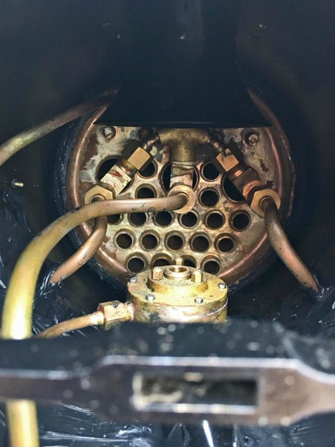 test 5 inch gauge LMS Jubilee Kingscale live steam model for sale (17)