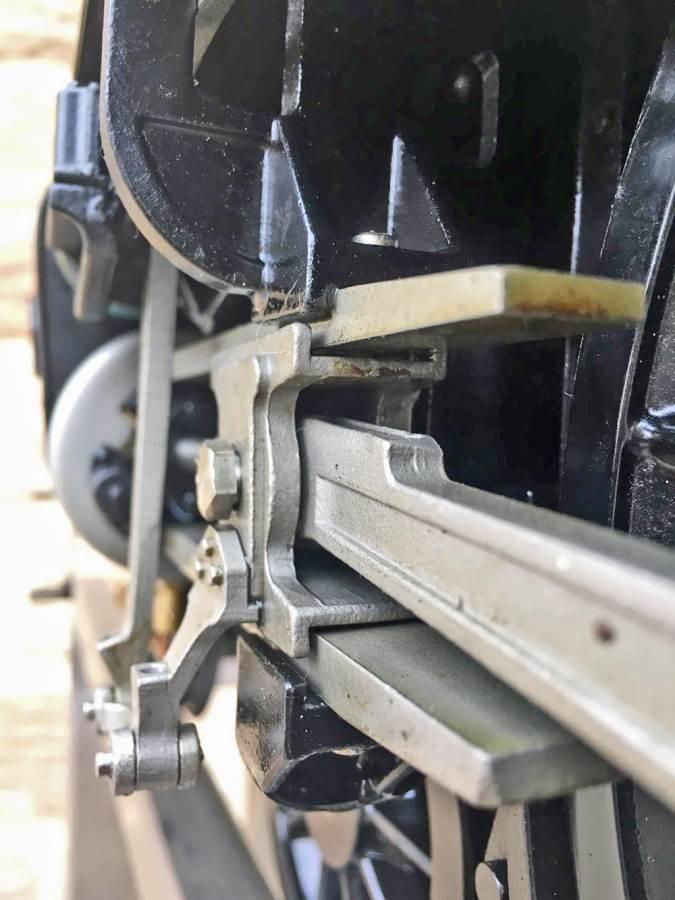 test 5 inch gauge LMS Jubilee Kingscale live steam model for sale (40)