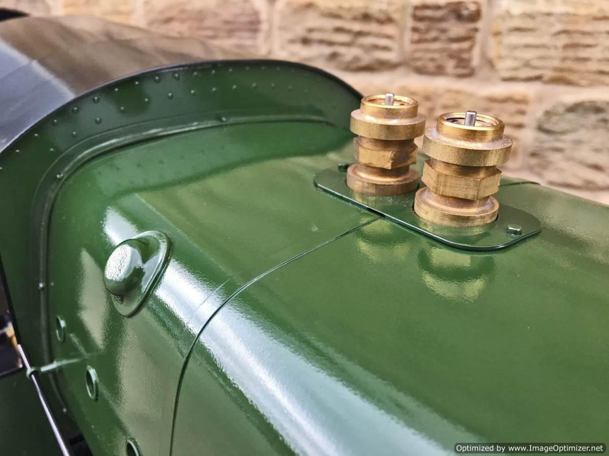 test 5 inch gauge LMS Jubilee Kingscale live steam model for sale (8)