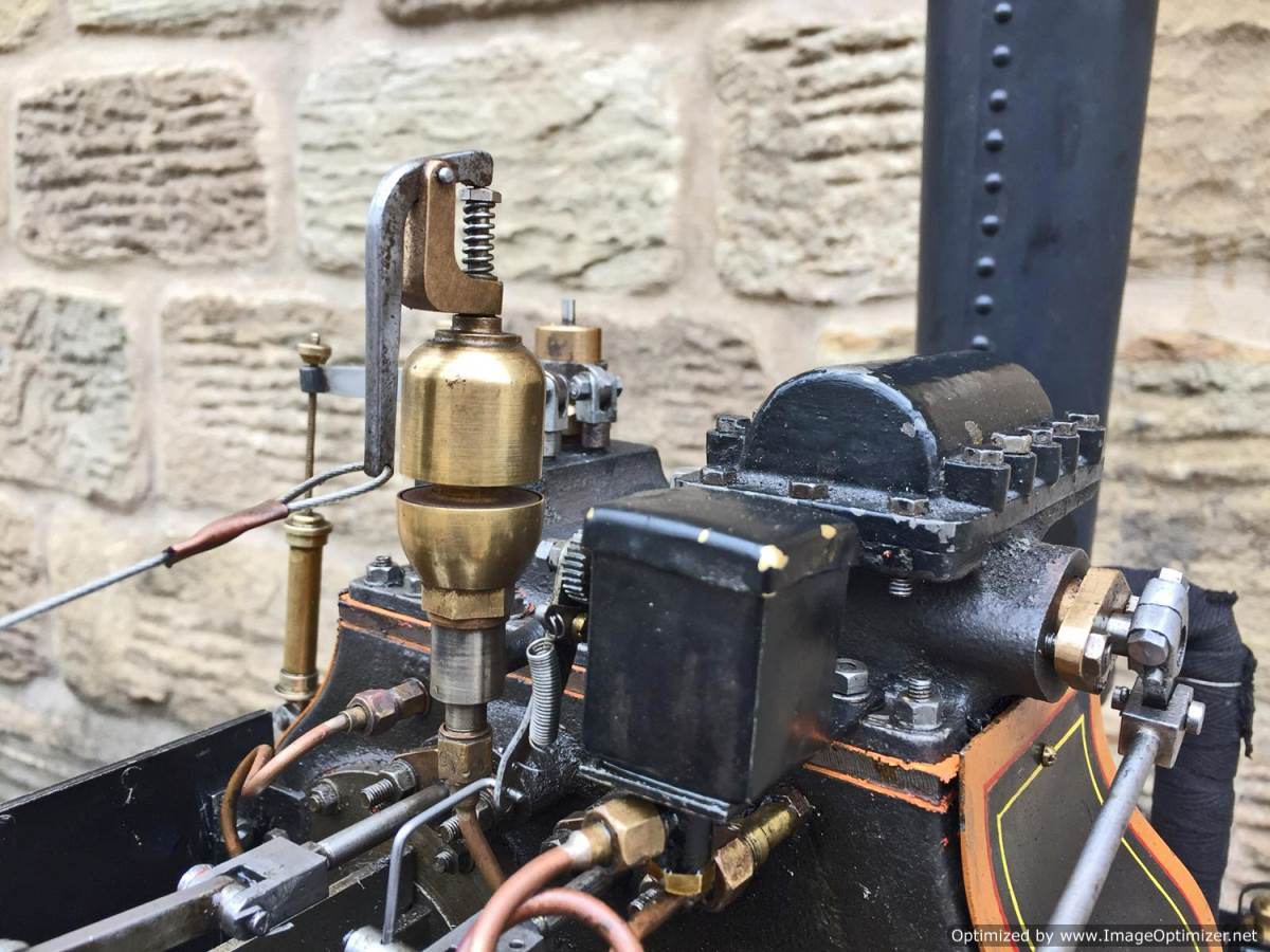 test 2 inch fowler superba ploughing engine live steam traction engine for sale (26)