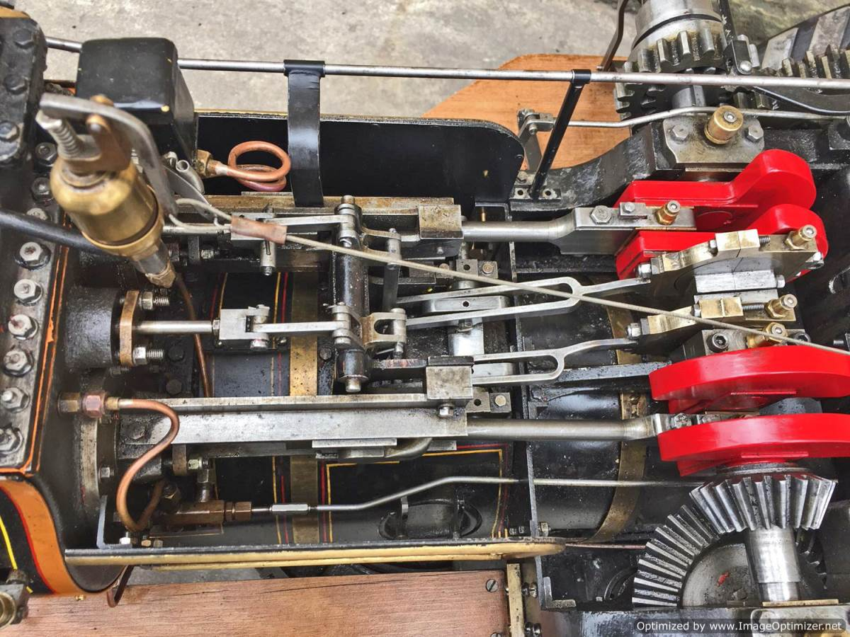 test 2 inch fowler superba ploughing engine live steam traction engine for sale (8)
