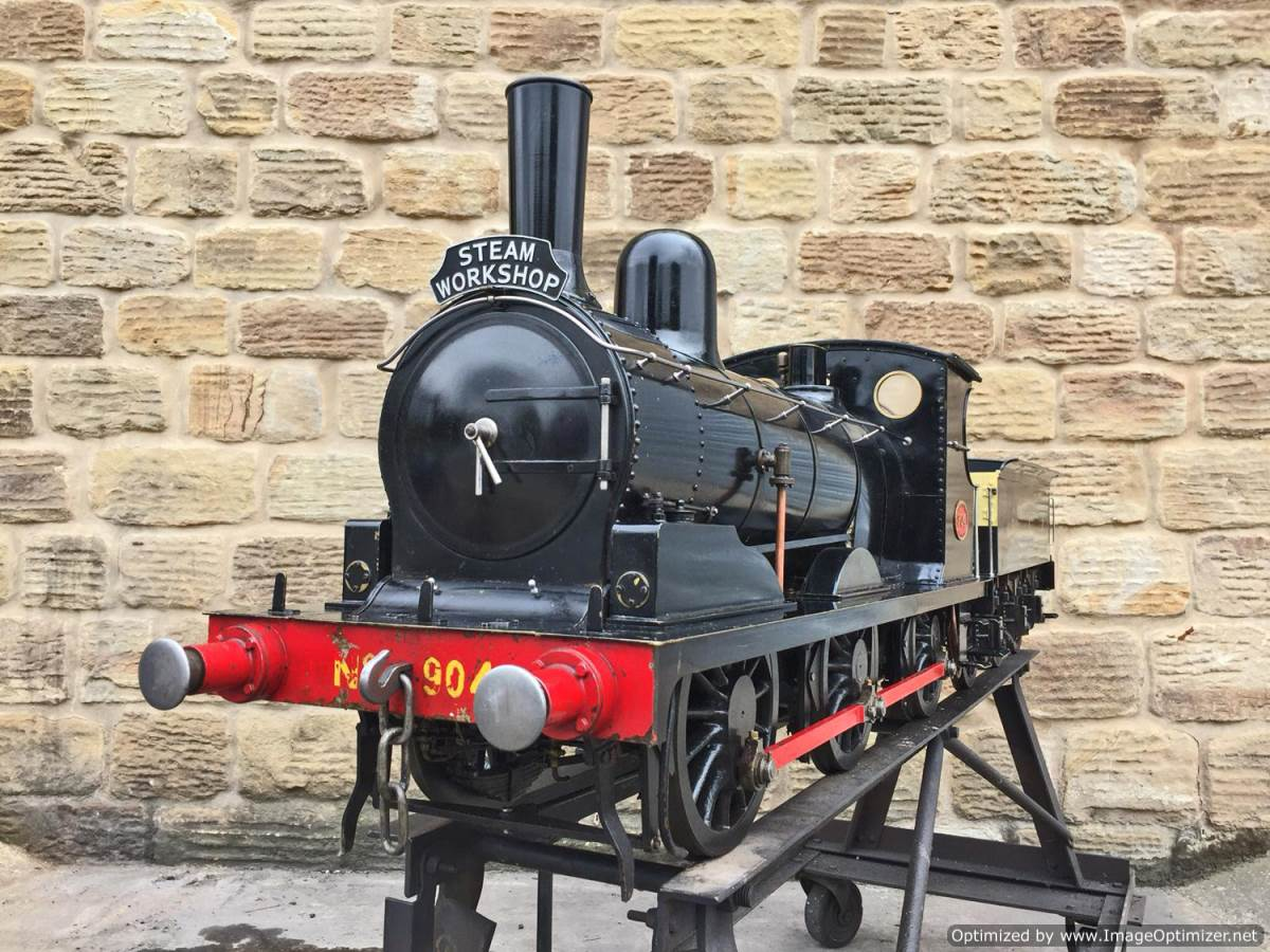 test 7 and a quarter GER J15 live steam for sale (1)