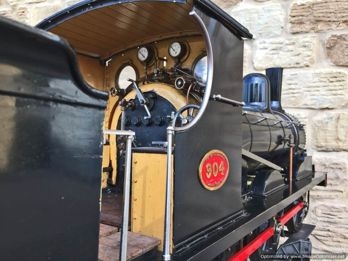 test 7 and a quarter GER J15 live steam for sale (19)