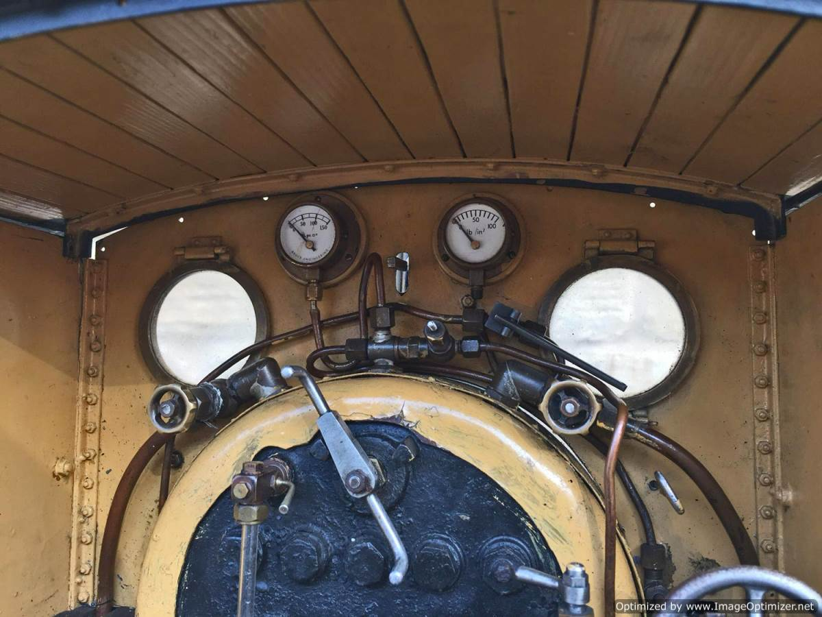 test 7 and a quarter GER J15 live steam for sale (20)