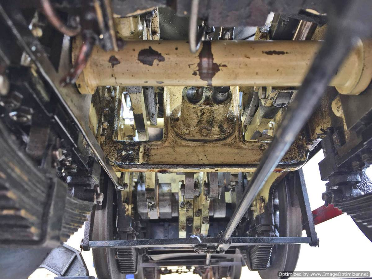 test 7 and a quarter GER J15 live steam for sale (3)