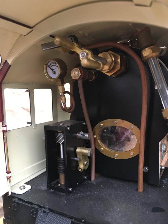 test Gauge 3 LMS Coronation live steam for sale(12)