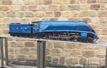 test 5″ LNER A4