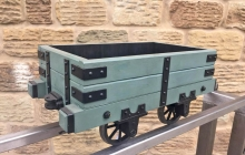 test 5″ Slate wagon