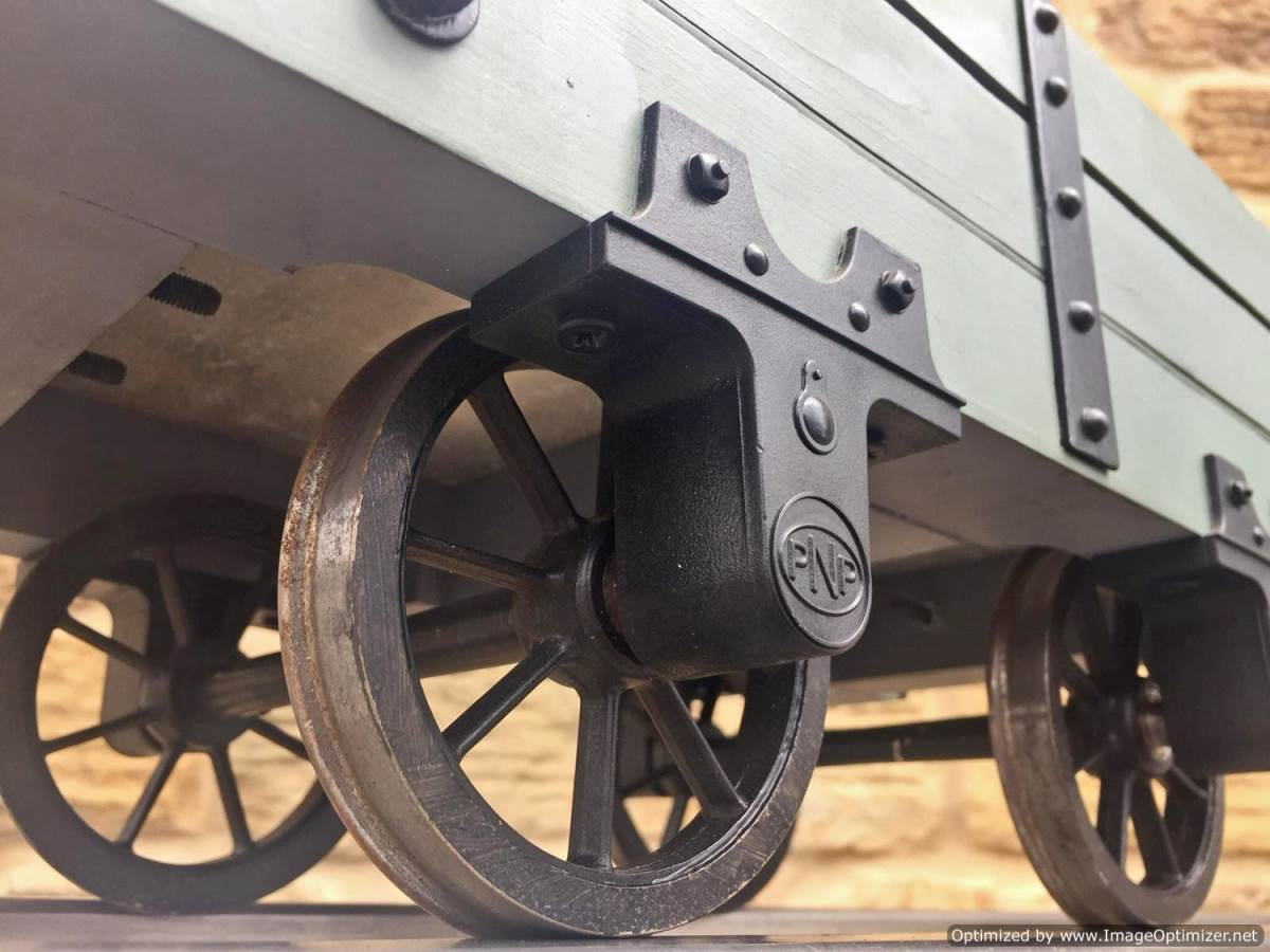 test 5 inch Narrow Gauge Slate Wagon (3)