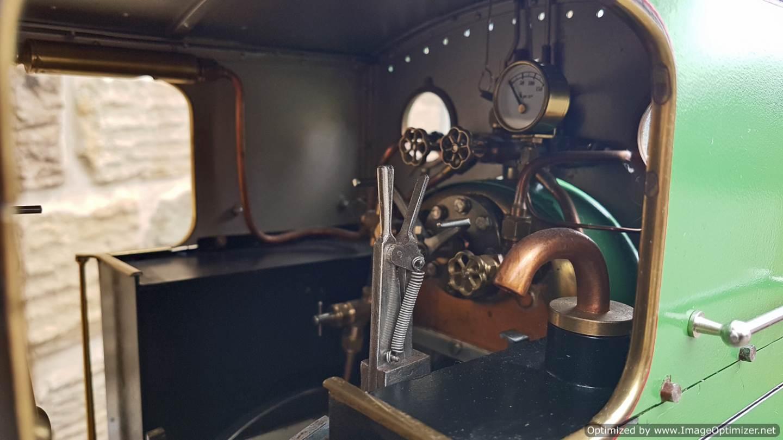 test 5 inch Whiteleg tank live steam for sale (7)