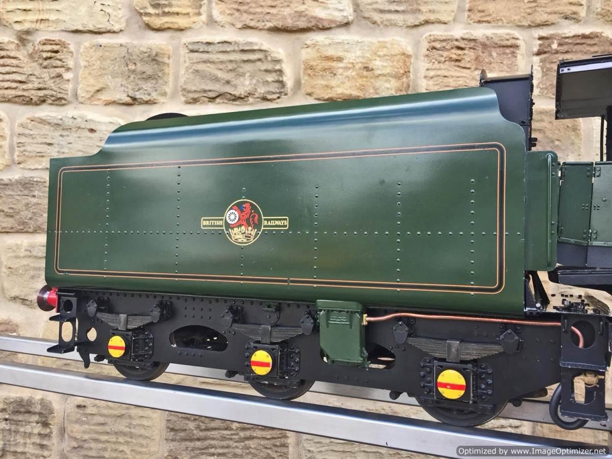 test BR STD 75000 Class 4 Hewson (35)
