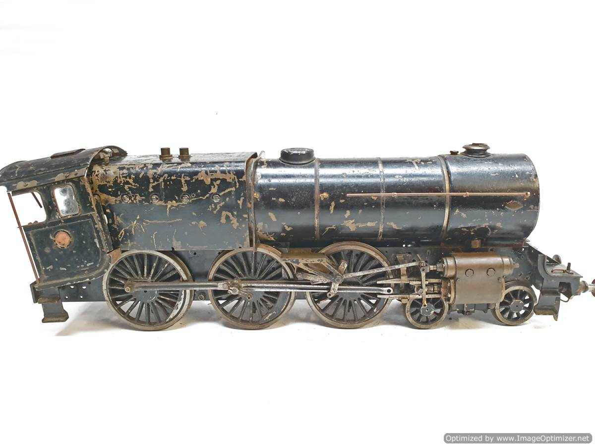 test 2 and a Half inch Gauge Royal Scot live steam for sale (1)