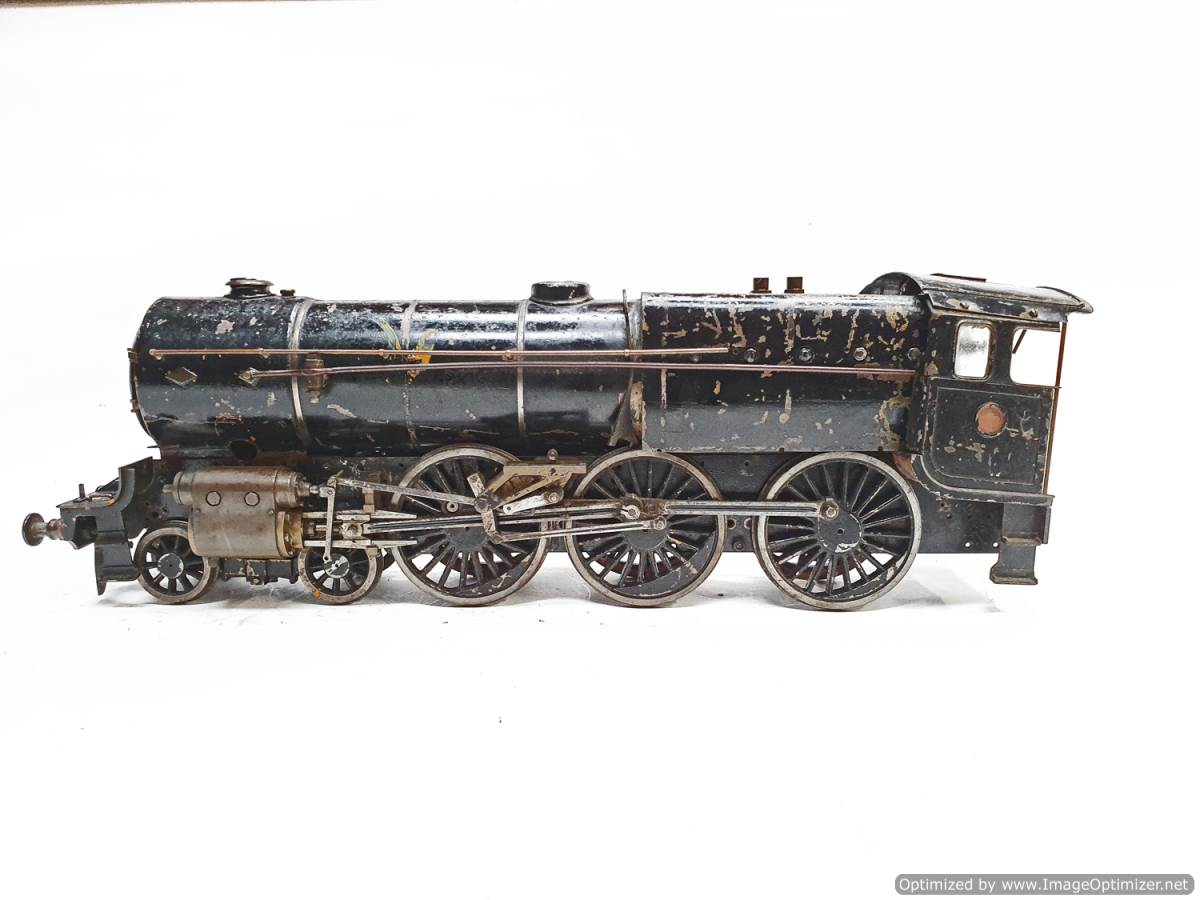 test 2 and a Half inch Gauge Royal Scot live steam for sale (14)