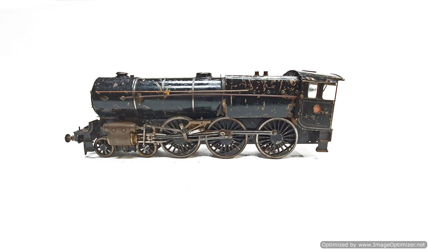 test 2 and a Half inch Gauge Royal Scot live steam for sale (15)