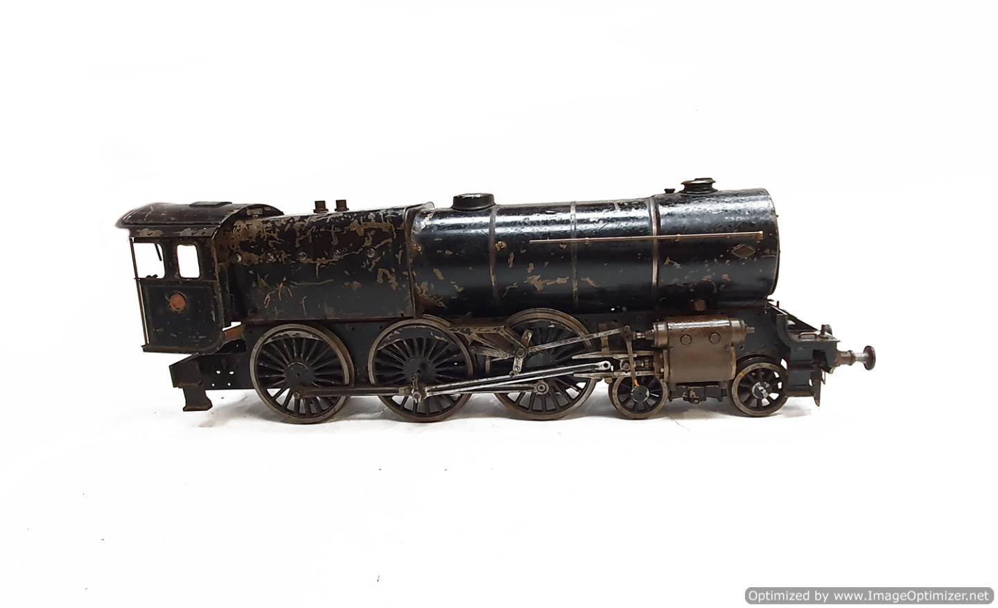test 2 and a Half inch Gauge Royal Scot live steam for sale (16)