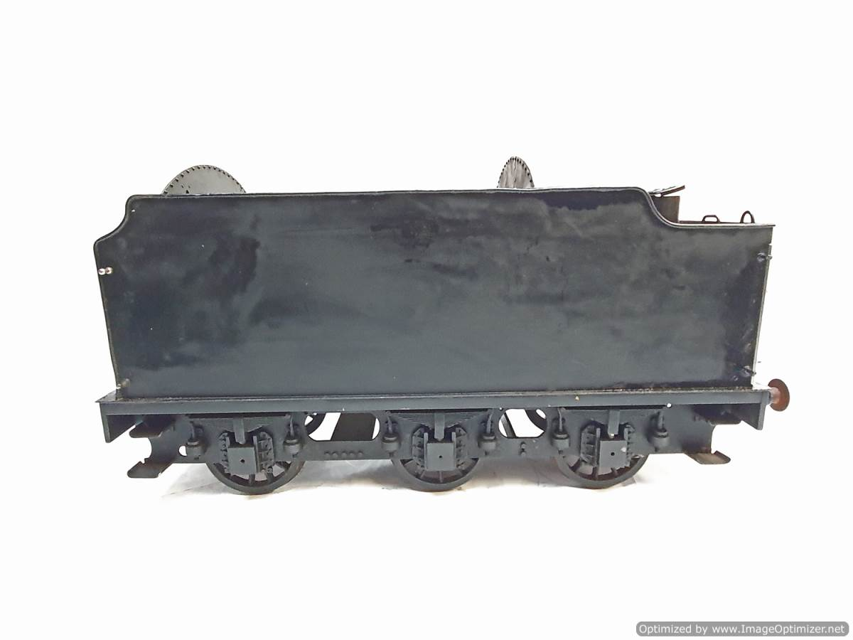 test 5 inch B1 Tender live steam for sale (5)