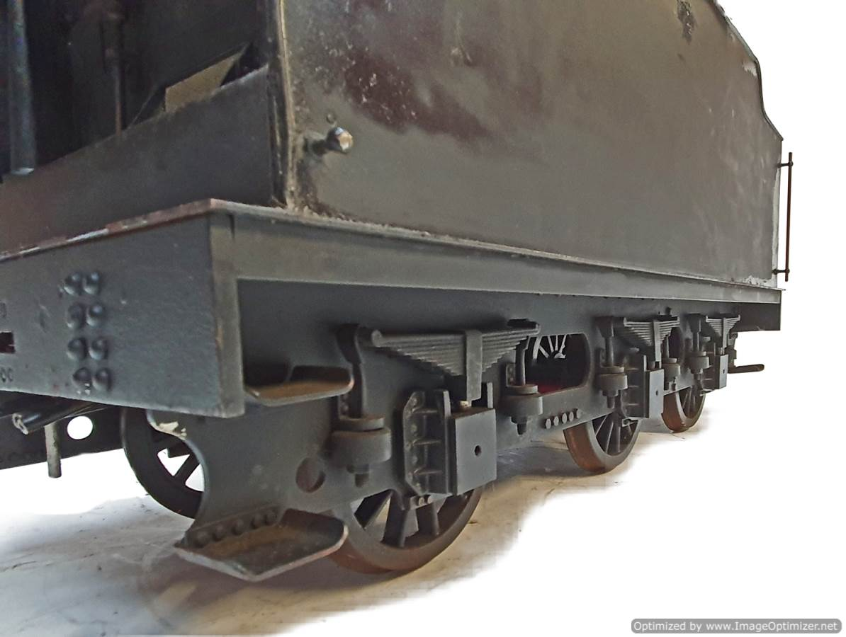 test 5 inch B1 Tender live steam for sale (6)