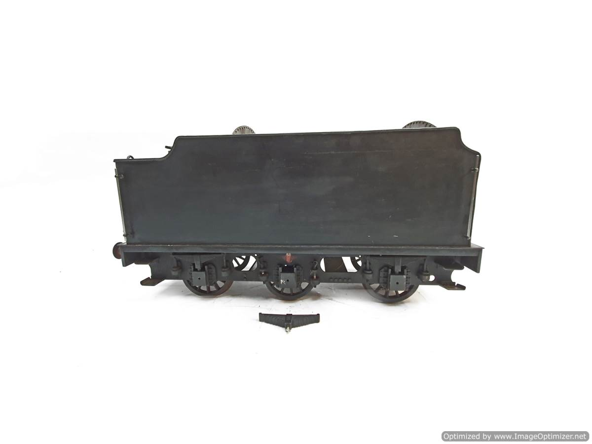 test 5 inch B1 Tender live steam for sale (8)