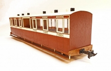 test Lynton & Barnstaple Carriages