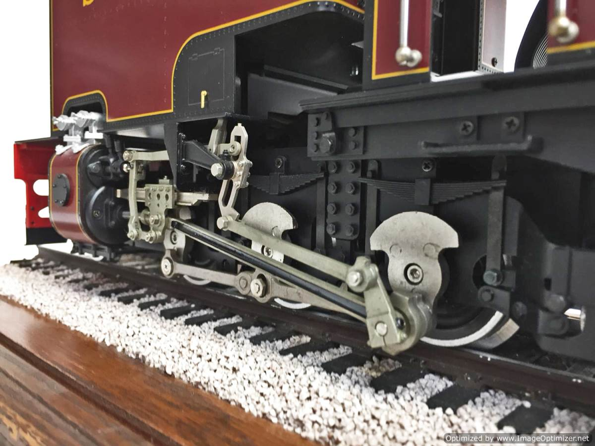 test NG13 Garratt locomotive for sale (12)