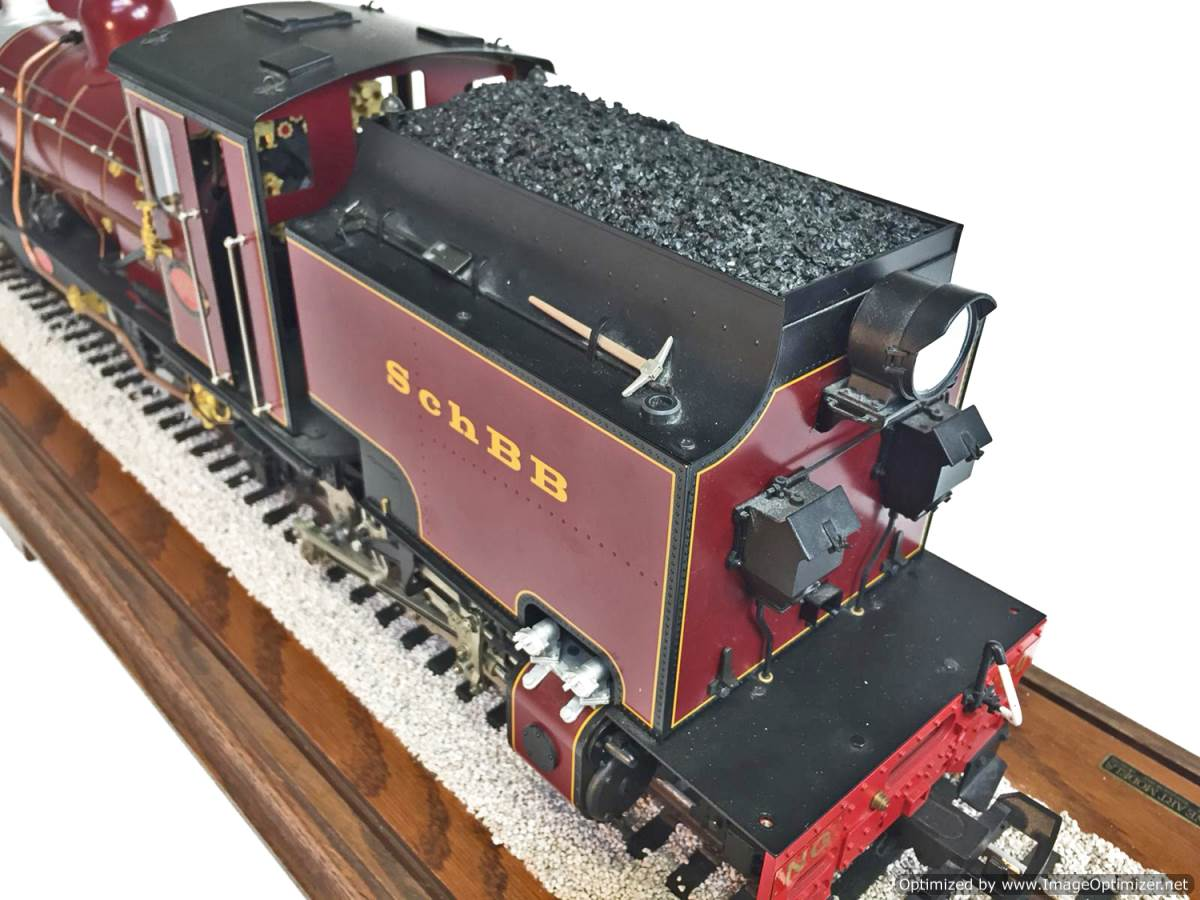 test NG13 Garratt locomotive for sale (16)