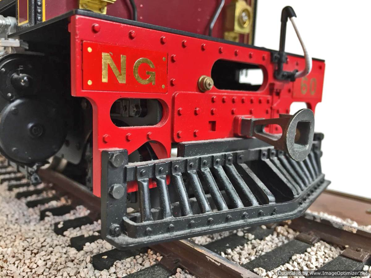 test NG13 Garratt locomotive for sale (9)