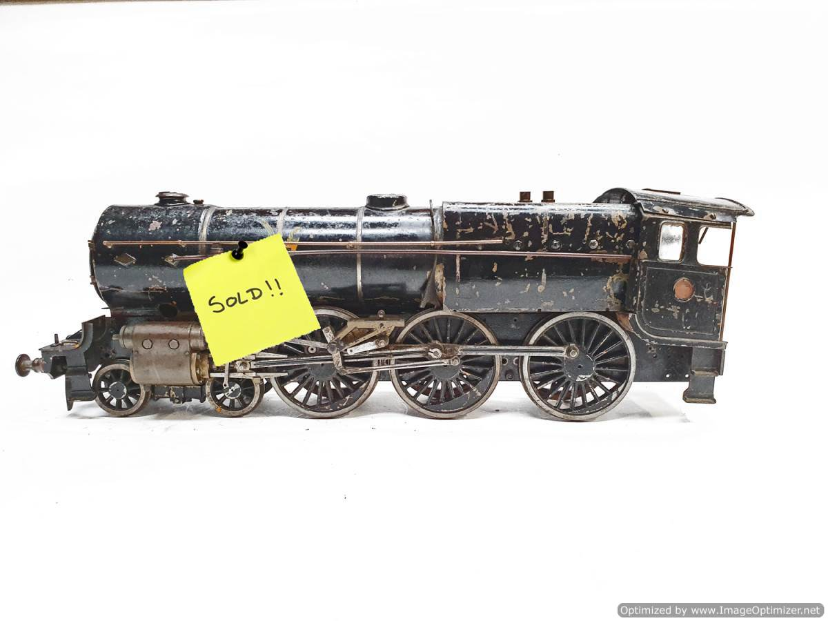 test 2-and-a-Half-inch-Gauge-Royal-Scot-live-steam-SOLD