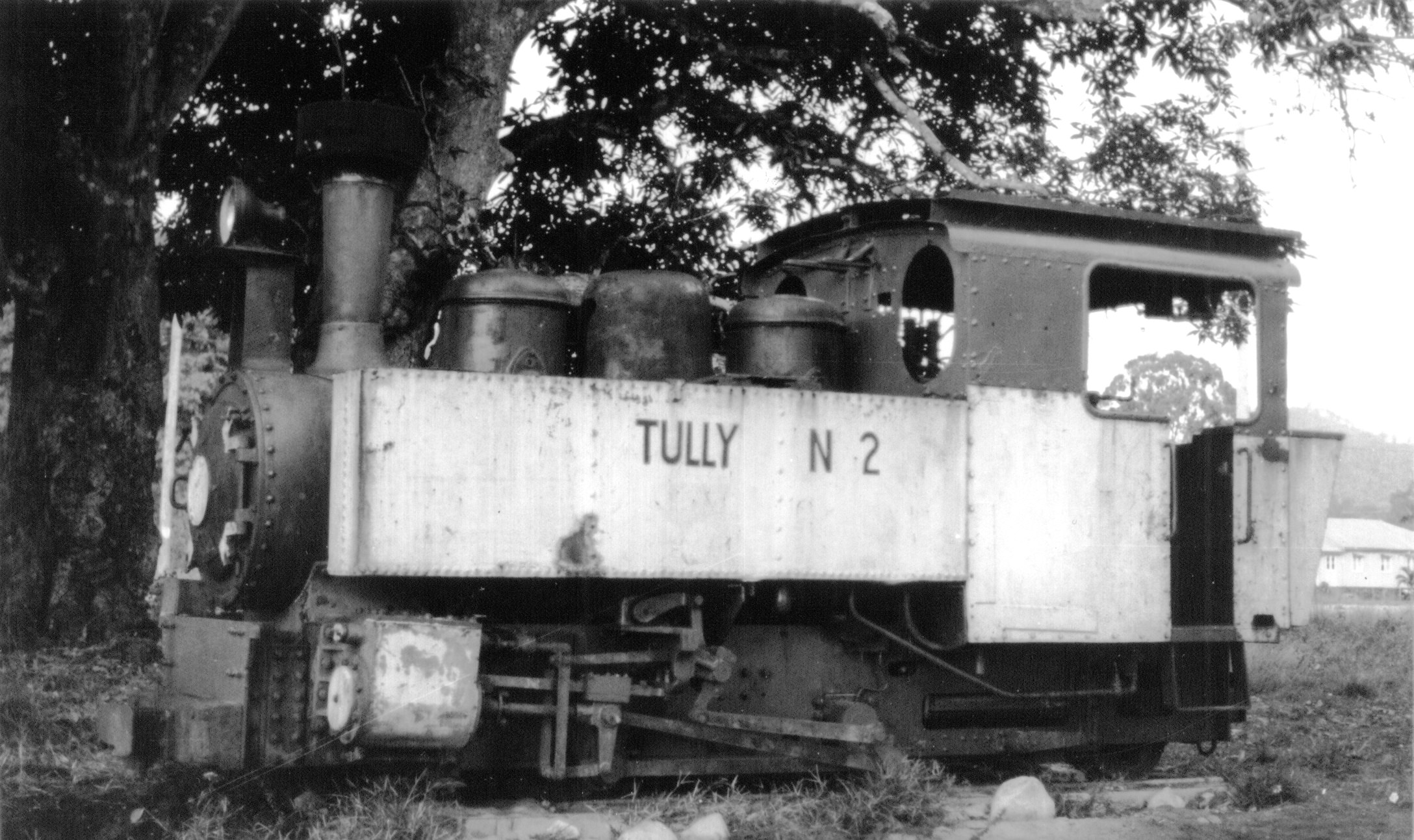 test Fowler 16338 1966.08.17 Tully No.2 R.K.Warren