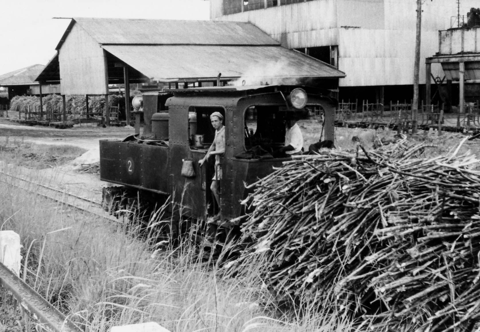 test Fowler 16338 TULLY SUGAR MILL 2 KMcD 1956