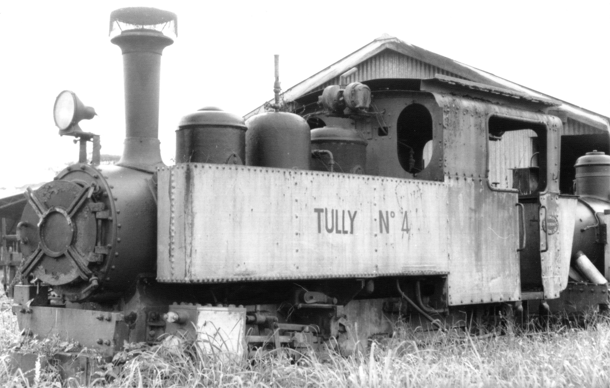 test Fowler 16340 1966.08.17 Tully No.4 R.K.Warren