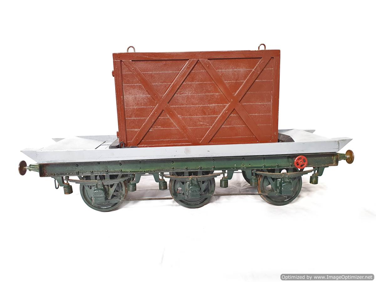 test 5 inch 6 wheel box truck (1)