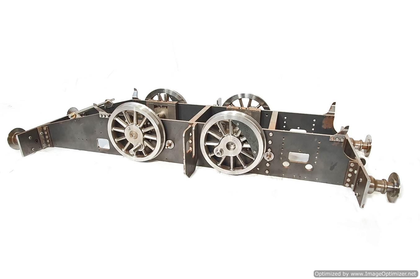 test 7 and a quarter GWR 11xx midge (2)