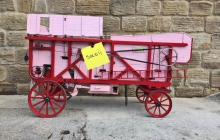 test 3″ Clayton Thresher