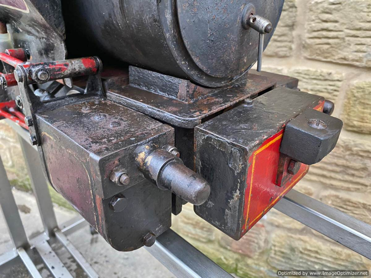 test 5 inch Emmet Live Steam Loco for sale (7)