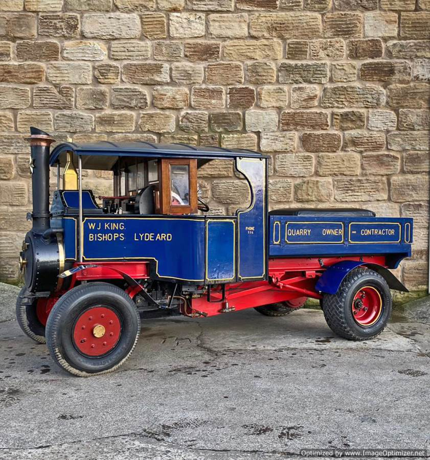 test 4 and a half inch Foden LWB (17)