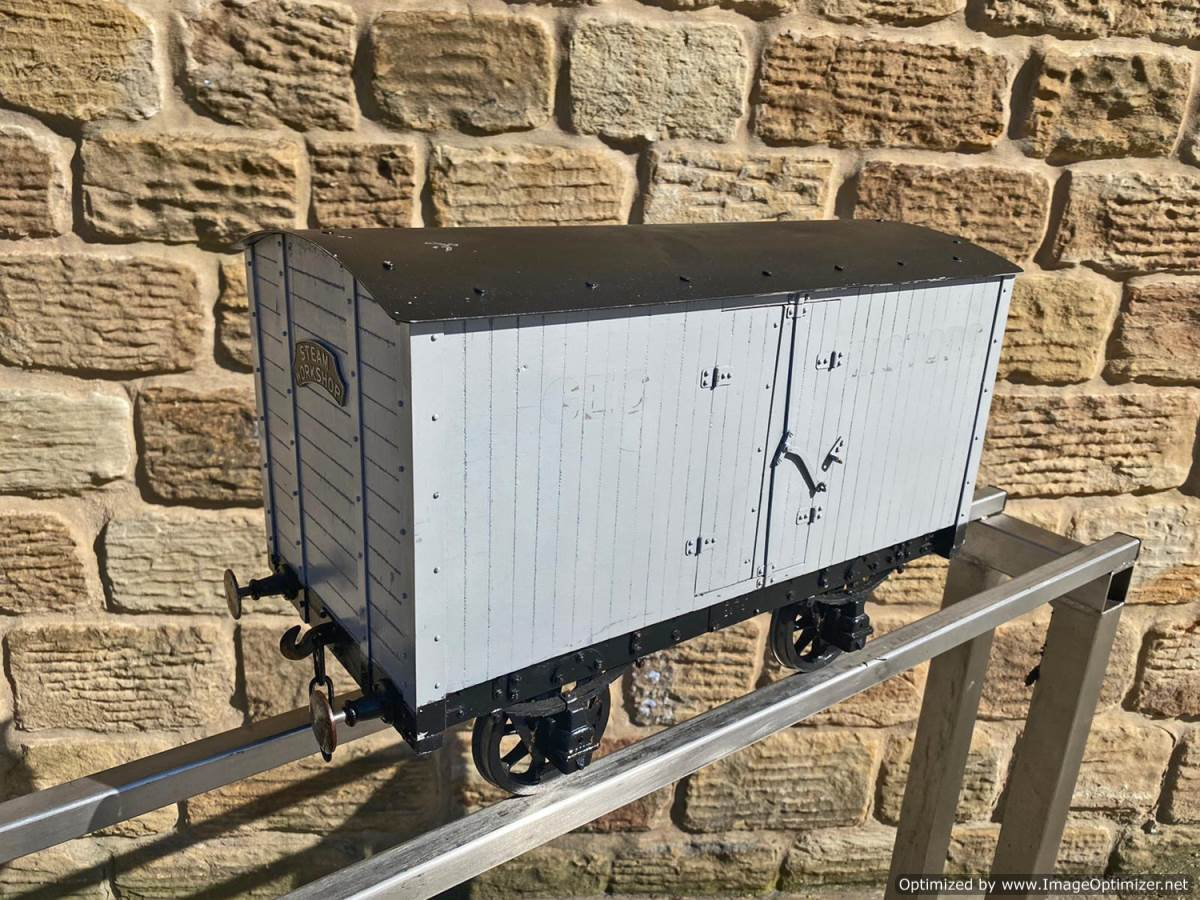 test 5 inch Generator Van Live Steam For Sale (4)