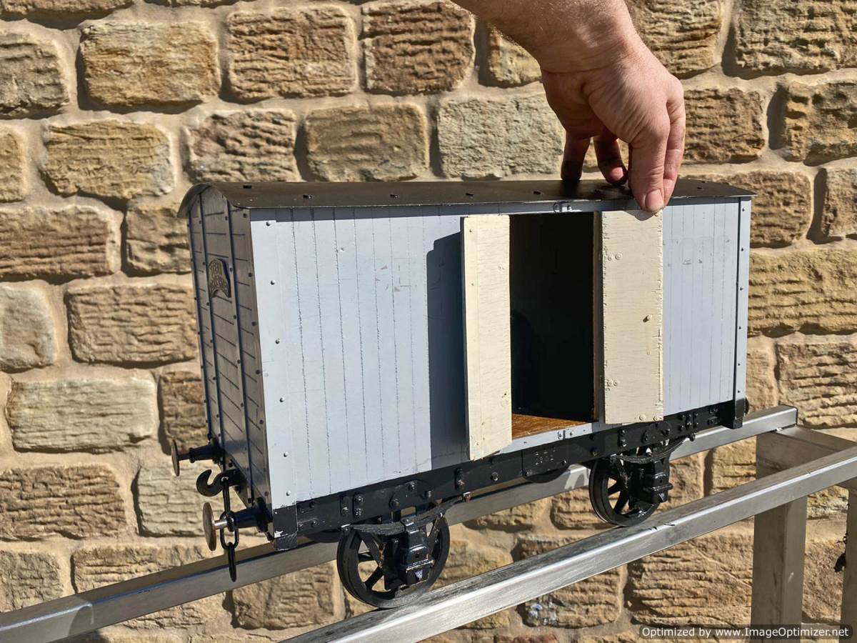 test 5 inch Generator Van Live Steam For Sale (7)