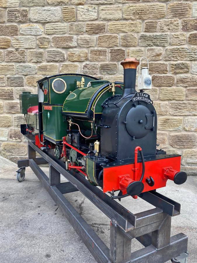 test 7 and a quarter Edward Thomas Live Steam for sale (11)