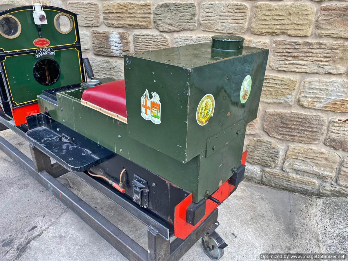 test 7 and a quarter Edward Thomas Live Steam for sale (17)