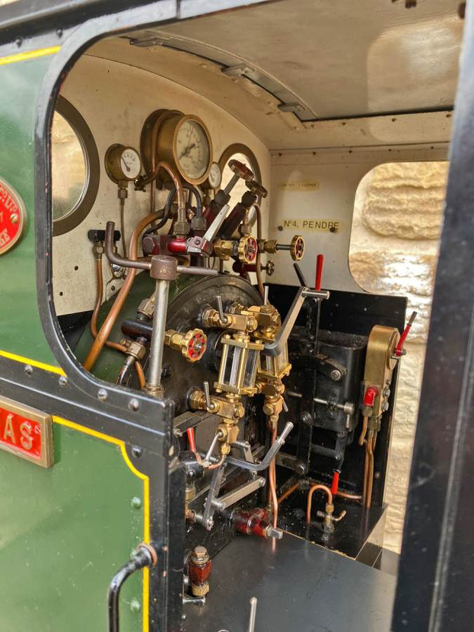 test 7 and a quarter Edward Thomas Live Steam for sale (18)