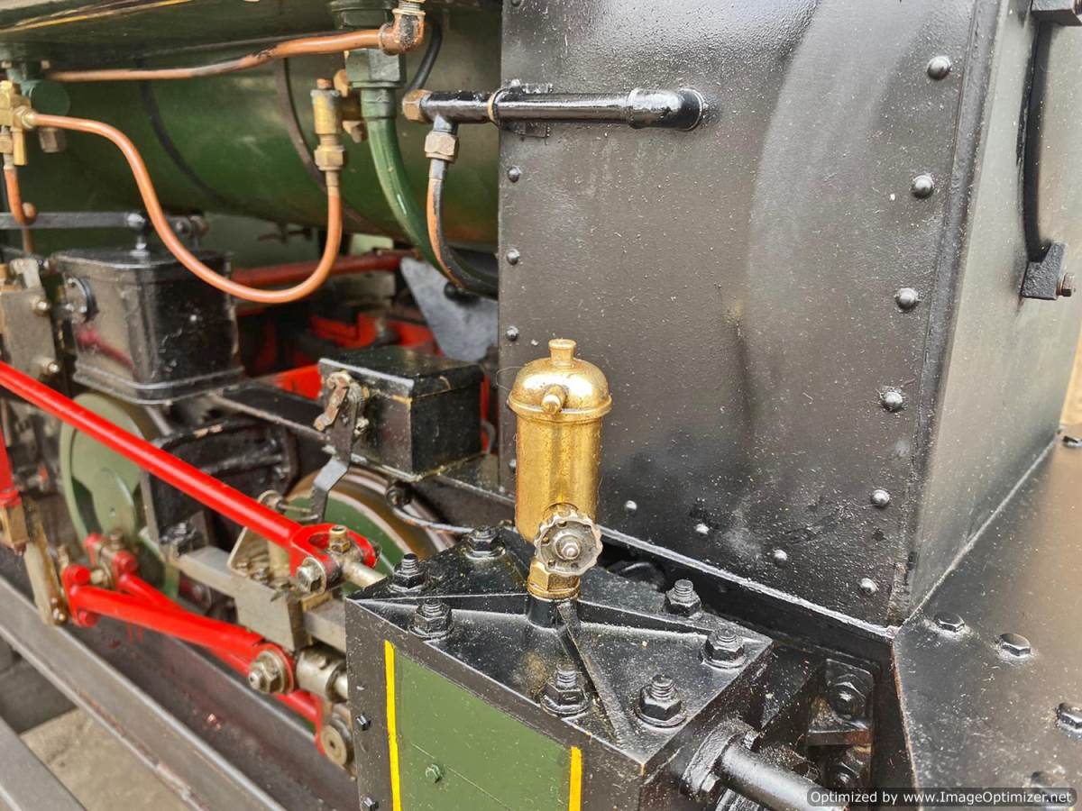 test 7 and a quarter Edward Thomas Live Steam for sale (2)