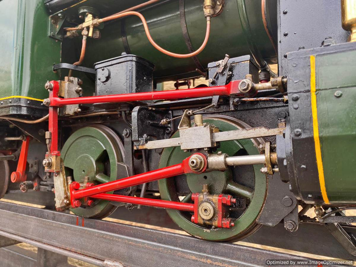 test 7 and a quarter Edward Thomas Live Steam for sale (3)