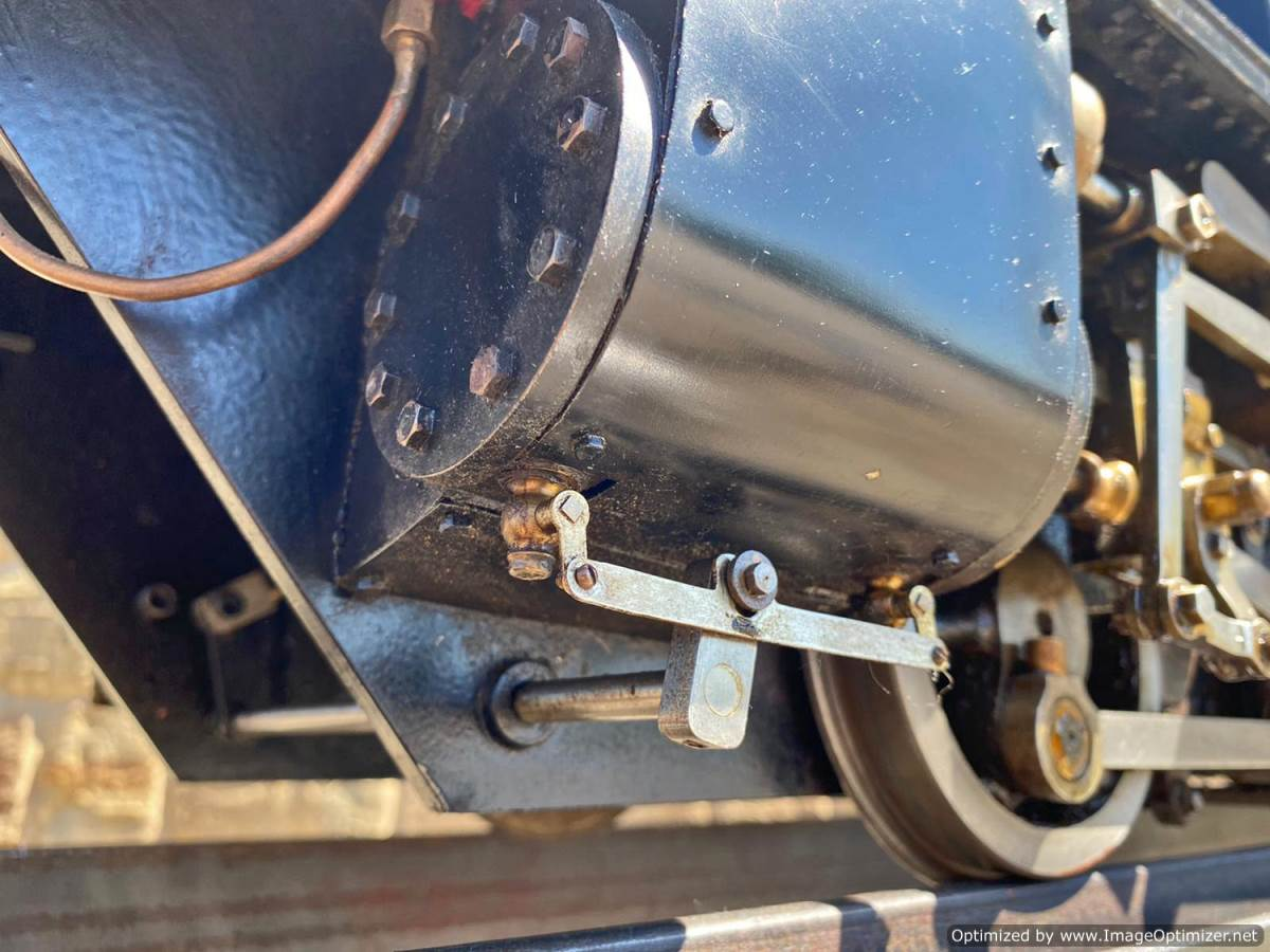 test 7 and a quarter inch LBSC Tich Live Steam for sale (27)