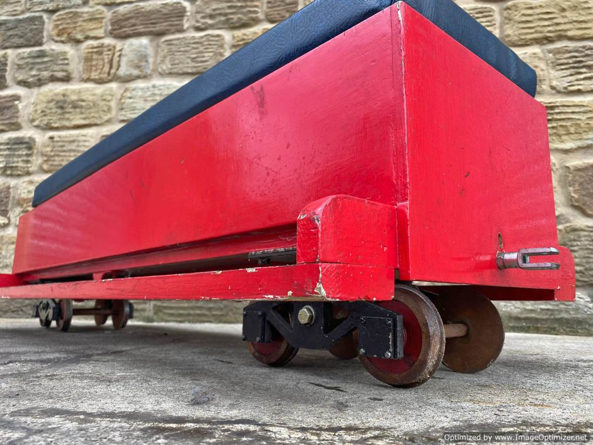test 6 inch Ground Level Driving Truck for sale (3)